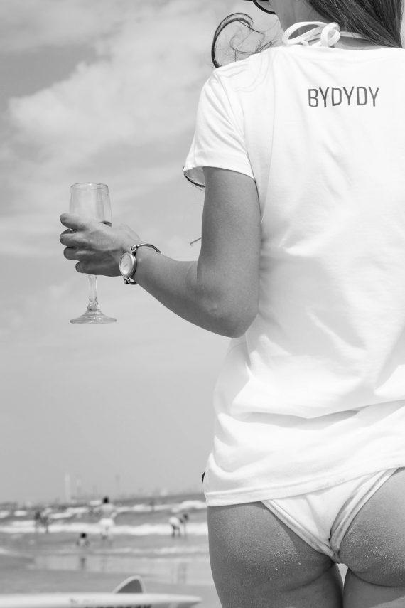 White Organic Cotton T-Shirt
