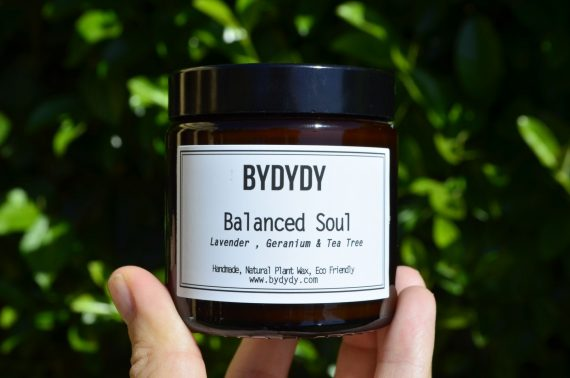 Balanced Soul Small Candle