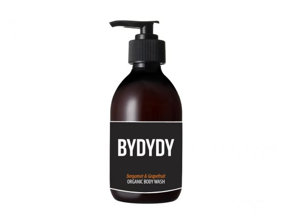 Bergamot & Grapefruit Organic Body Wash