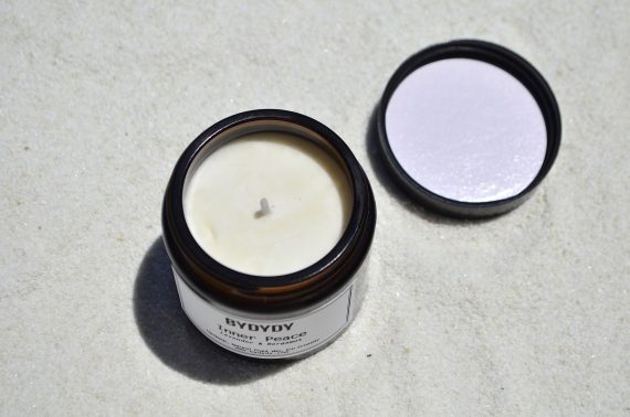 Inner Peace Small Candle